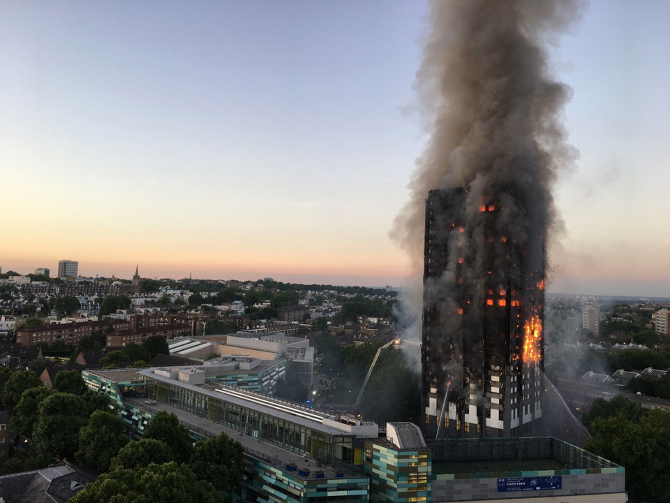 Grenfell Tower Fire Risk Assessment